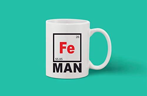 Crazy Sutra Classic Printed Ceramic Coffee/Milk Mug | Funky One Liner Coffee/Milk Mug (Mug-FeMan)