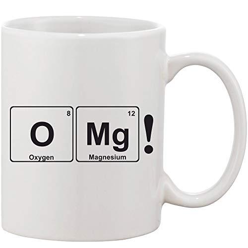 Crazy Sutra Classic Printed Ceramic Coffee/Milk Mug (Mug-OMG)