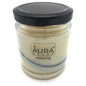 Crazy Sutra  Premium Body Massage Candle (Made of 100% Pure Natural Wax & Essential Oils)