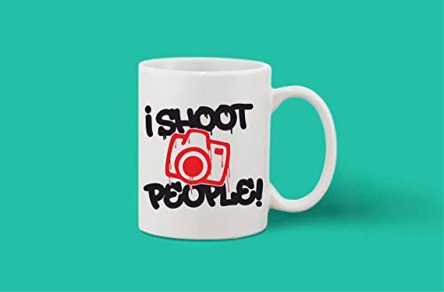 Crazy Sutra Classic Printed Ceramic Coffee/Milk Mug | Funky One Liner Coffee/Milk Mug (Mug-IShootPeople1)