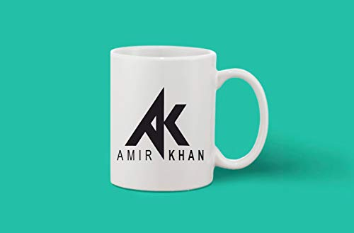 Crazy Sutra Classic Printed Ceramic Coffee/Milk Mug | Funky One Liner Coffee/Milk Mug (Mug-AmirKhan_1)