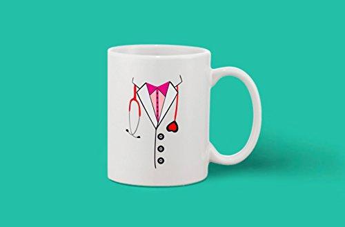 Crazy Sutra Classic Printed Dr.Dress Ceramic Coffee/Milk Mug | Funky One Liner Coffee/Milk Mug (Mug-Dr.Dress_C)