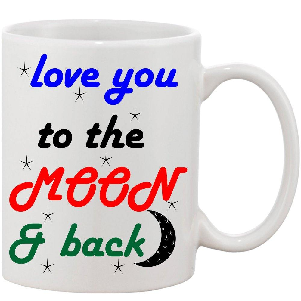 Crazy Sutra Classic Love You Printed Ceramic Coffee/Milk Mug | Funky  Coffee/Milk Mug (White, 11 oz)