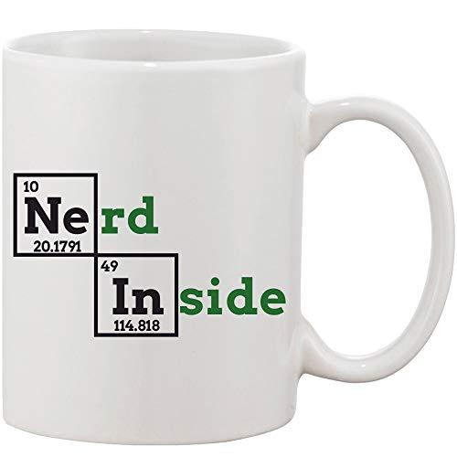 Crazy Sutra Classic Printed Ceramic Coffee/Milk Mug (Mug-NerdInside)