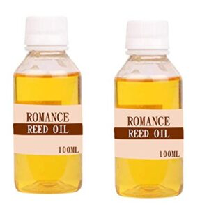 Crazy Sutra Pure Reed Diffuser Oil - Fragrance - Romance 100Ml