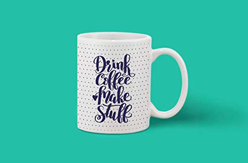 Crazy Sutra Classic Printed Ceramic Drink Coffee Fake Stuff Coffee/Milk Mug