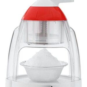 Crazy Sutra Plastic Ice Snow Maker Set, 8 Pieces, [Kitchen-SnowMaker4]