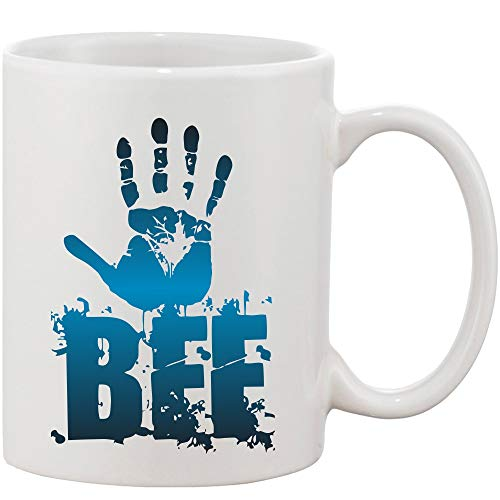 Crazy Sutra Classic Printed Ceramic Coffee/Milk Mug | Funky One Liner Coffee/Milk Mug (Mug-BFF)