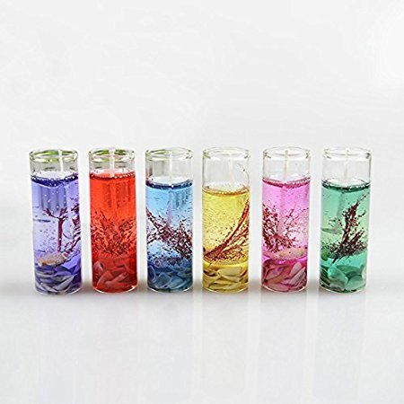 Crazy Sutra Pencil Jelly Candles Pack Of 6
