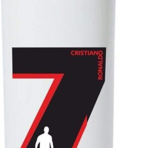 Crazy Sutra Classic Printed Quote Water Bottle/Sipper - 600Ml (CristianoRonaldo7_W)